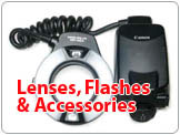 Lenses - Flash - Accessories