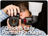 Quick & Easy Portrait Package